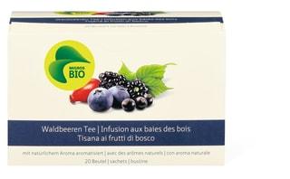 Bio Waldbeeren Tee