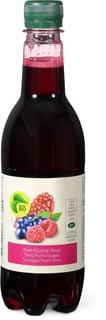 Bio Sirup Rote Früchte