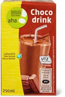 Choco Drink aha!