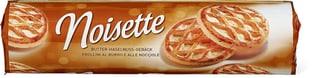 Gebäck Noisette Butter-Haselnuss