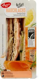 Anna's Best ASC Sandwich Lachs