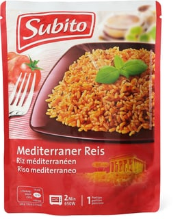 Subito Mediterraner Reis