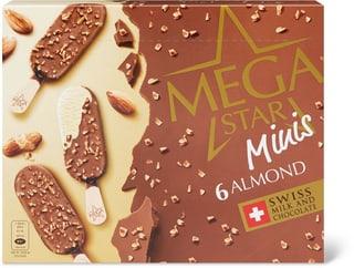 MegaStar Mini almond
