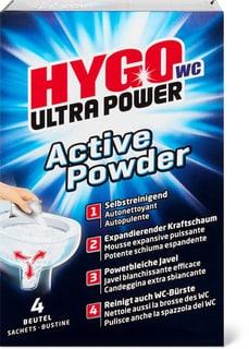 Hygo WC Maximum Reinigungspulver Active Powder