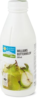 Buttermilch Williamsbirne