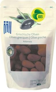 Bio Griechische Oliven aus Kalamata