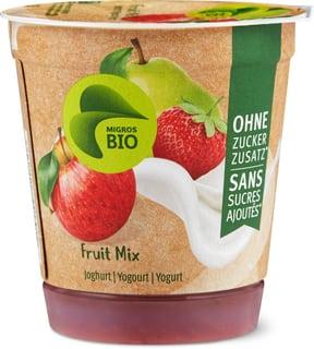 Bio Joghurt Fruit mix o. Zuckerzusatz