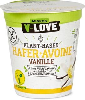 V-Love Vegurt Hafer Vanille