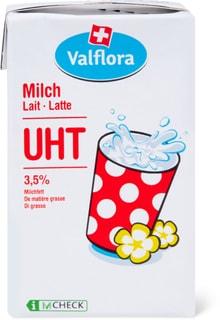 Valflora Milch UHT IP-Suisse