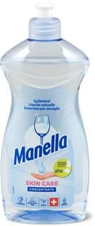 Manella Ultra Sensitive aha! Skin Care liquide-vaisselle