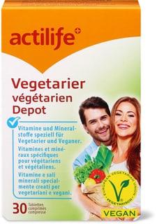 Actilife Vegetarier Depot