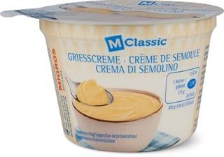 M-Classic Griesscreme