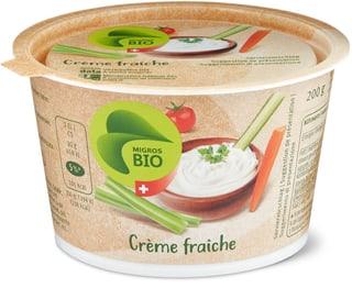Bio Crème Fraîche Nature