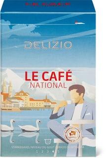Delizio Le Café National 12 Kapseln