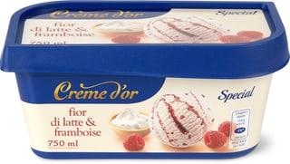 Crème d'or Fior di Latte