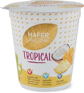 Hafer Tropical aha!