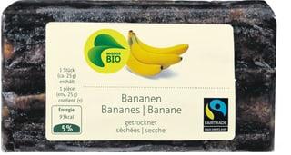Bio Max Havelaar Bananen getrocknet