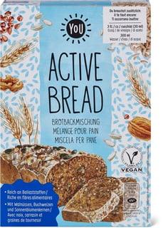 YOU Active Bread Brotbackmischung