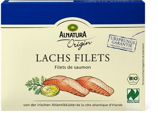 Alnatura Origin Lachs Filets
