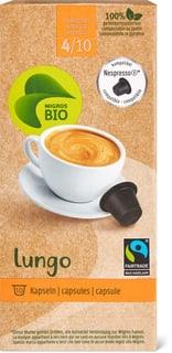 Bio Max Havelaar Lungo 10 capsules