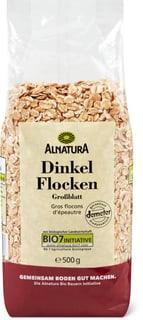 ALNATURA DINKEL-FLOCKEN GROSSBLATT