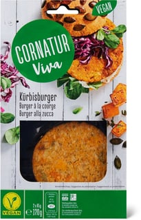 Cornatur Viva Kürbisburger