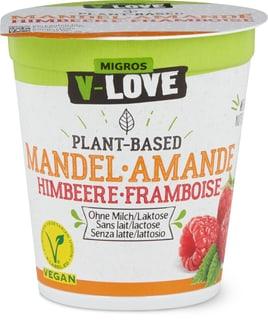 V-Love Vegurt Mandel Himbeere