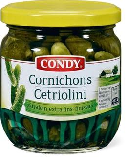 Condy Cetriolini finissimi