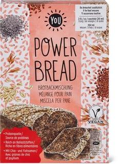 YOU Power Bread Brotbackmischung