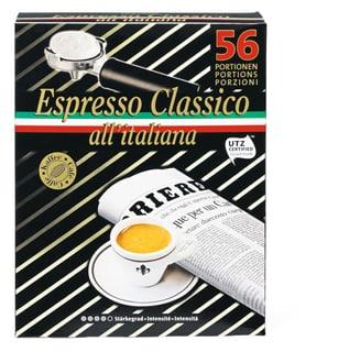 Espresso Classico 56 Portionen