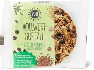 Bio YOU Vollwertguetzli