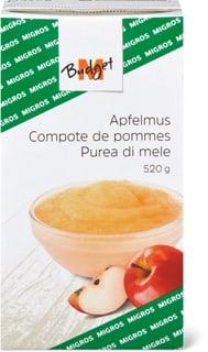 M-Budget Compote de pommes