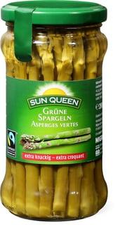 Sun Queen Max Hav Asperges vertes