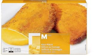 M-Classic Käse-Plätzli