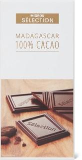 Sélection 100% Cacao Madagaskar