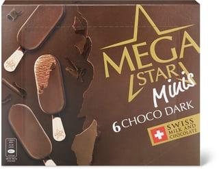 MegaStar Mini Choco Dark