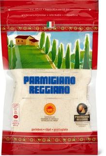 Parmigiano Reggiano gerieben