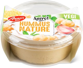 Anna's Best Vegi Hummus Nature