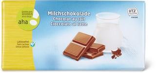 Aha! Milchschokolade Laktosefrei