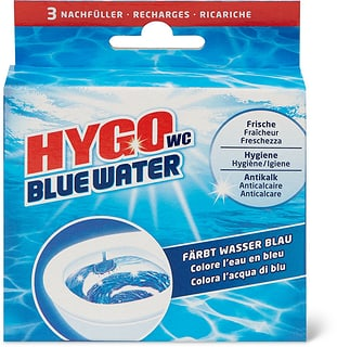 Hygo WC Blauspüler Blue Water Refill