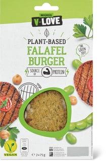 V-Love Falafel Burger