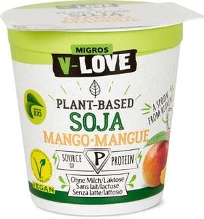 Bio V-Love Vegurt Soja Mango