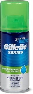 Gillette Series Mini Gel da barba