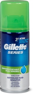 Gillette Series Mini Gel da rasage