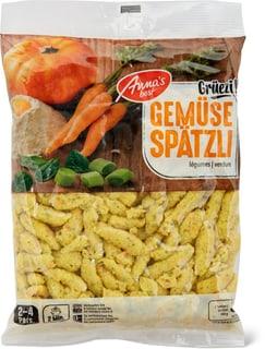 Anna's Best Spätzli aux légumes