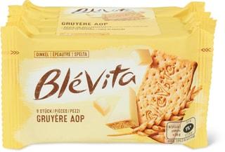 Blévita con Gruyère AOP