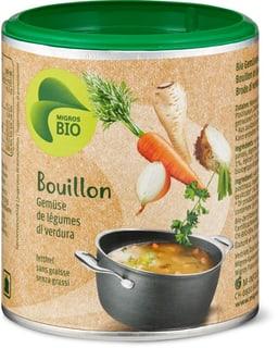 Bio Bouillon Gemüse