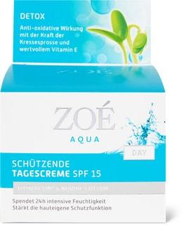 Zoé Aqua Detox Crème de jour