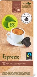 Bio Max Havelaar Espresso 10 capsules