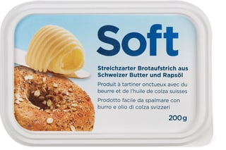 Soft Brotaufstrich